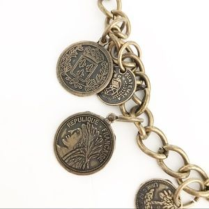 Jewelry - Coin necklace